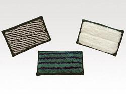 Mini pad soft 9 x 16 cm wit (Greenspeed)