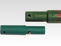 Sprenkler adaptor, voor universele koppelingen (Greenspeed)