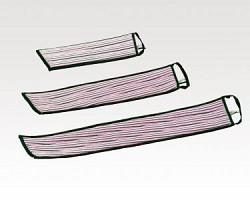 Multi mop velcro 45 cm (Greenspeed)