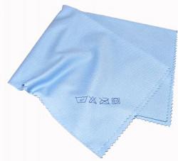 Top-Ecran 40 x 50 cm blauw NIEUW voor instrumenten of glas