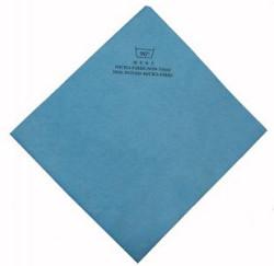 Non Woven Microvezeldoek, blauw, 40 x 38 cm  (5 stuks)