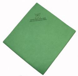 Non Woven Microvezeldoek, groen, 40 x 38 cm (5 stuks)