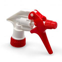 Spray kop Rood