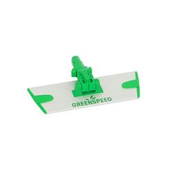 Vlakmopplaat, horizontale fixatie 23cm (Greenspeed)