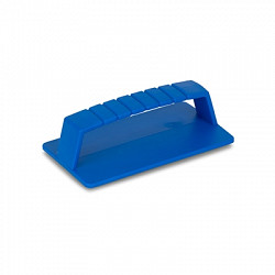 Houder scrubby voor minipad, blauw (Greenspeed)