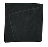 Microvezeldoek Soft zwart, 40 x 40 cm