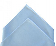 Glasdoek Top-Glas 40 x 40 cm blauw