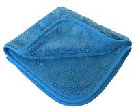 Microvezeldoek POLISH, dik 40 x 40 cm blauw