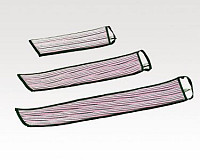 Multi mop velcro 30 cm (Greenspeed)