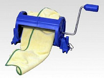 Miniwringer met rubber rollen (exclusief emmer) (Greenspeed)